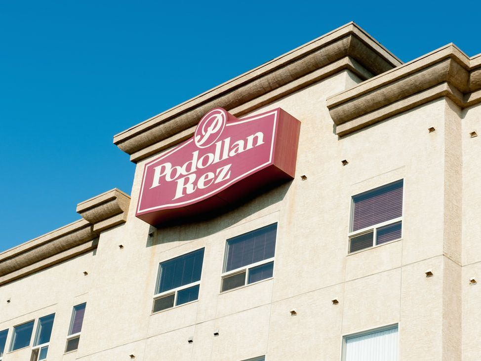 Podollan Inn & Rez-idence Fort McMurray, Secure and Heated underground parking with plug ins