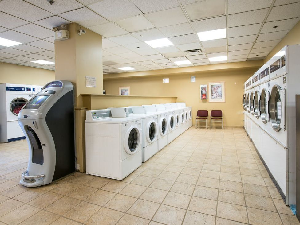 Podollan Inn and Rezidence Guest Laundry Facility